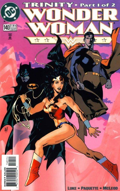 Wonder Woman Volume Two Issue 140
