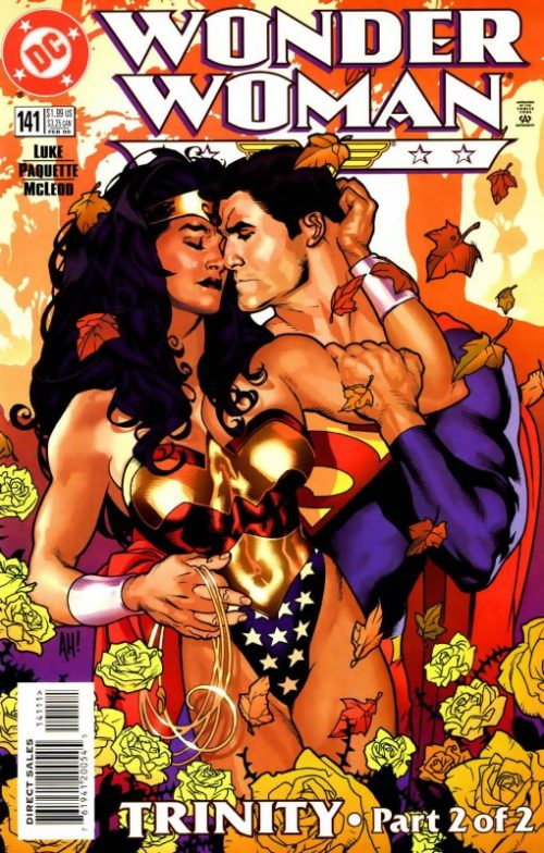 Wonder Woman Volume Two Issue 141