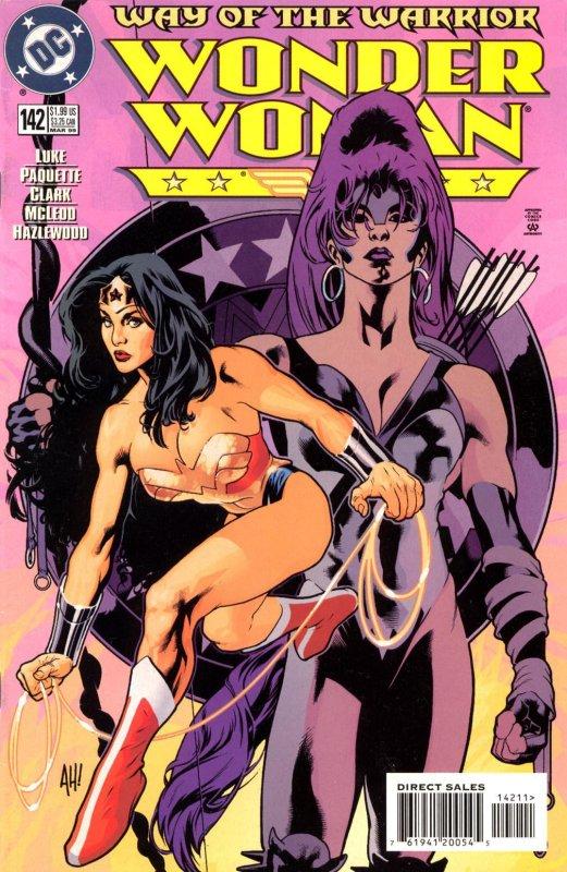 Wonder Woman Volume Two Issue 142