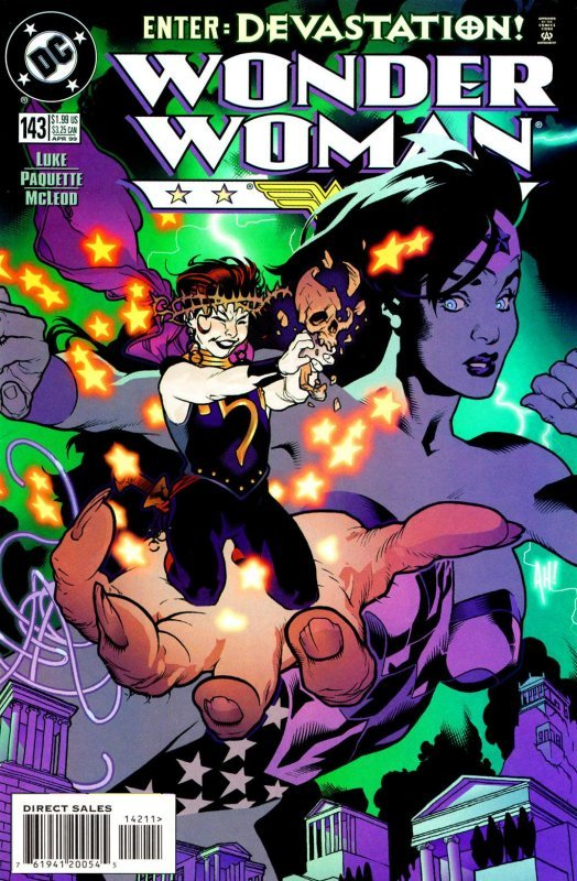 Wonder woman Volume Two issue 143