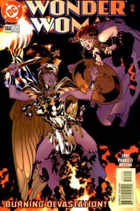 Wonder Woman Volume Two issue 144