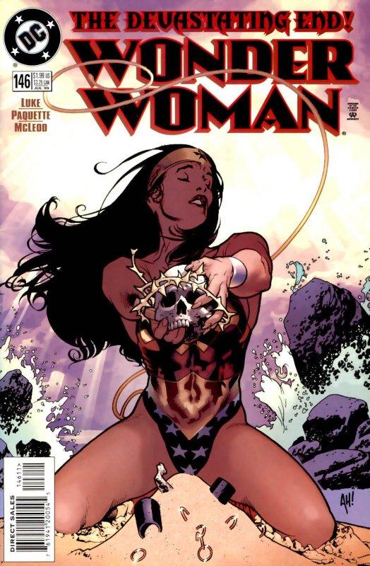 Wonder Woman Volume Two issue 146