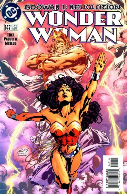 Wonder Woman Volume Two Issue 147