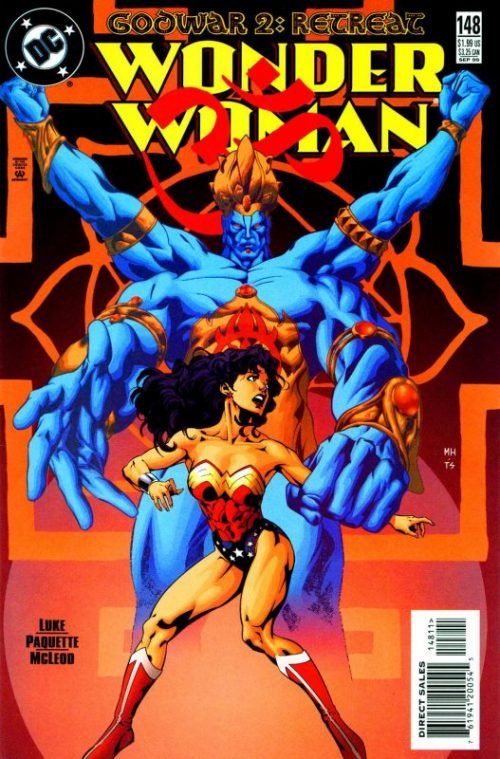 Wonder Woman Volume Two Issue 148