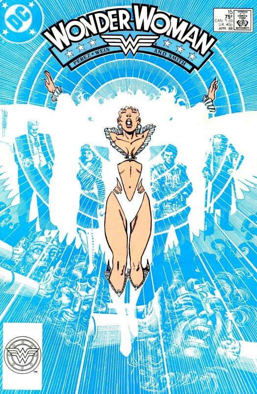 Wonder Woman Volume Two issue 15