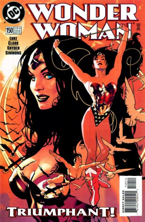 Wonder Woman Volume Two Issue 150