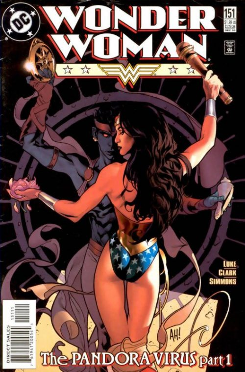 Wonder Woman Volume Two Issue 151