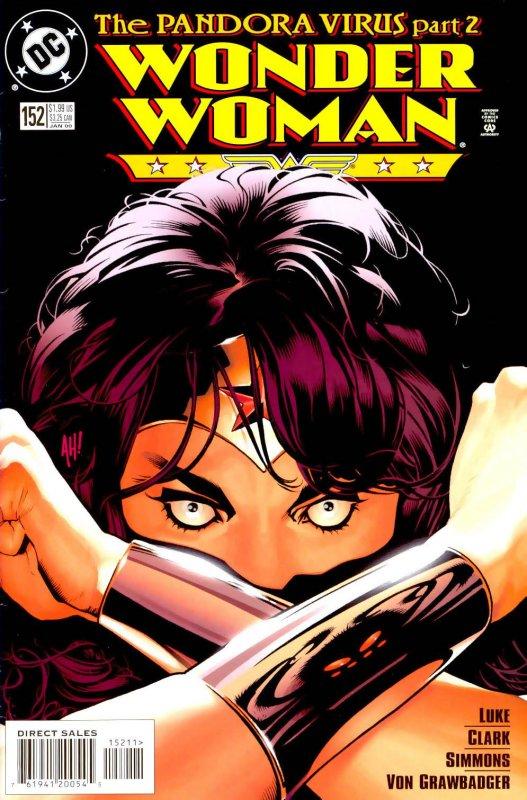 Wonder woman Volume Two Issue 152