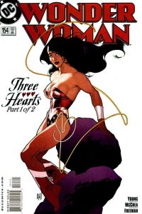 Wonder Woman Volume Two Issue 154