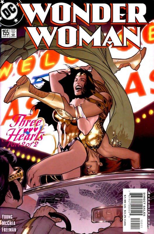 Wonder Woman Volume Two Issue 155
