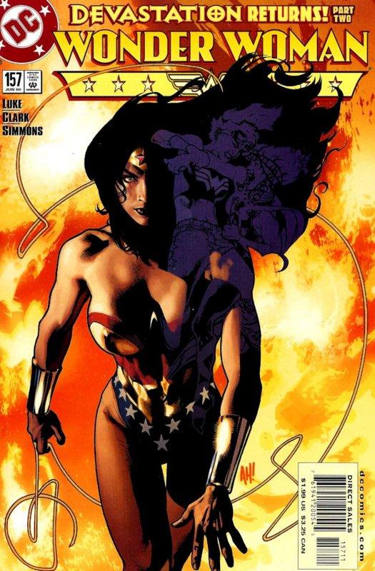 Wonder Woman Volume Two issue 157