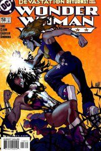 Wonder Woman Volume Two issue 158
