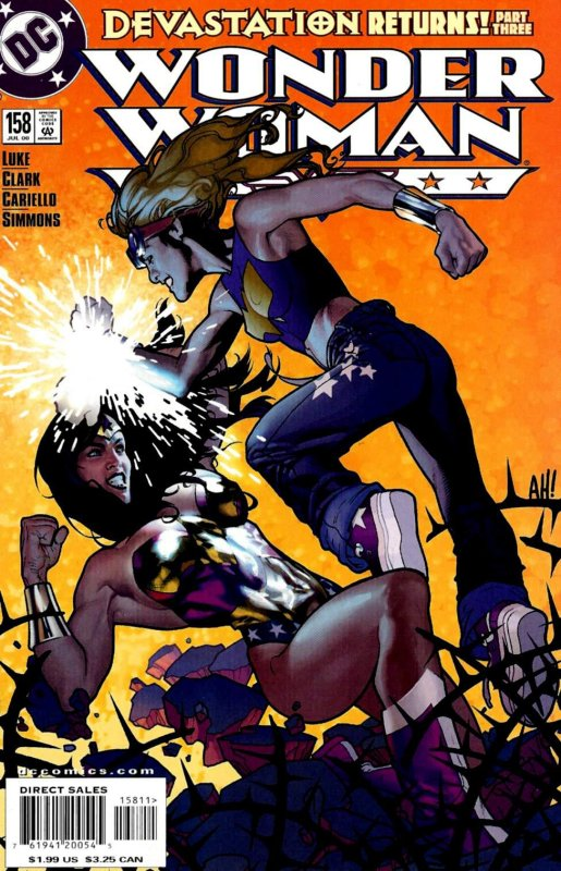 Wonder Woman Volume Two issue 158