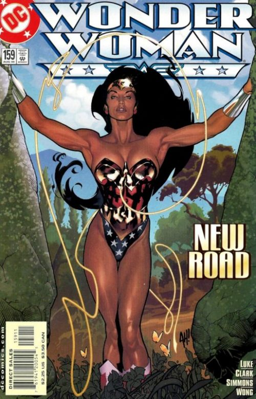 Wonder Woman Volume Two Issue 159