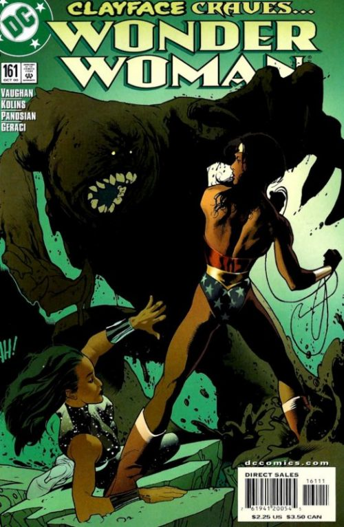 Wonder Woman Volume Two issue 161