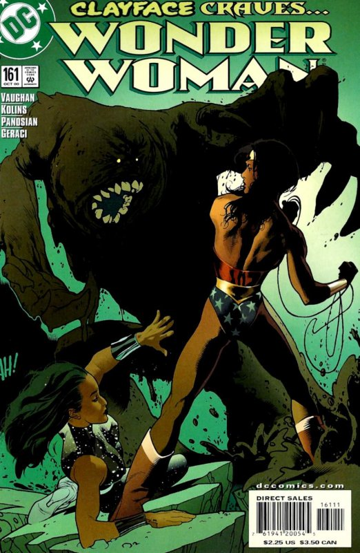Wonder Woman Volume Two issue 161