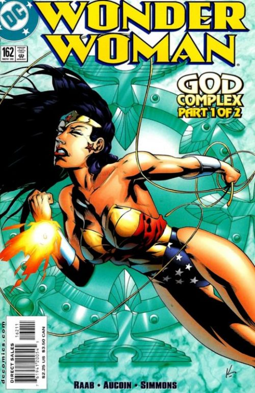 Wonder Woman Volume Two issue 162