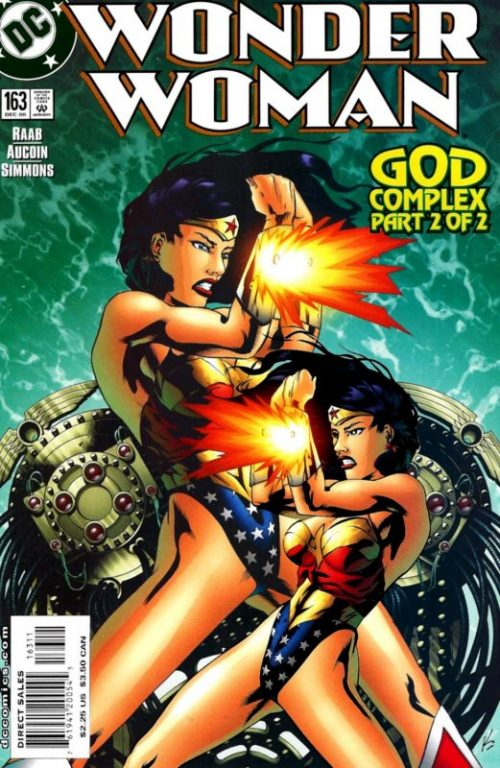 Wonder Woman Volume Two issue 163