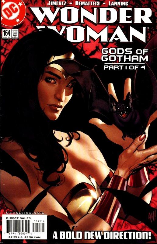 Wonder Woman Volume Two issue 164