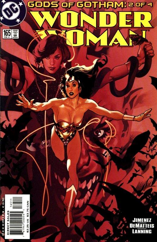 Wonder woman Volume Two issue 165