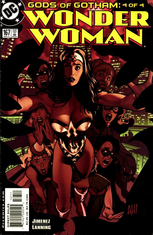 Wonder Woman Volume Two issue 167
