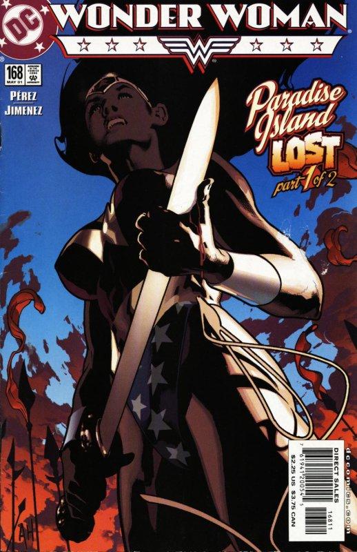 Wonder Woman Volume Two Issue 168