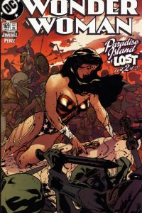 Wonder Woman Volume Two issue 169