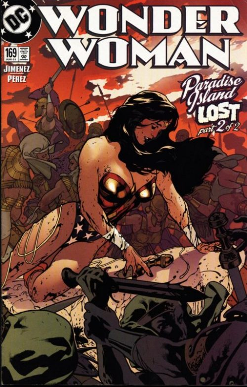 Wonder Woman Volume Two issue 169
