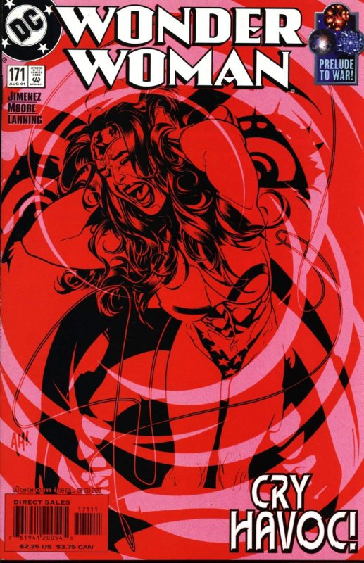 Wonder Woman Volume Two Issue 171