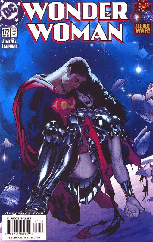Wonder Woman Volume Two issue 172