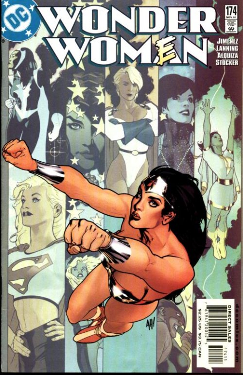 Wonder Woman Volume Two issue 174