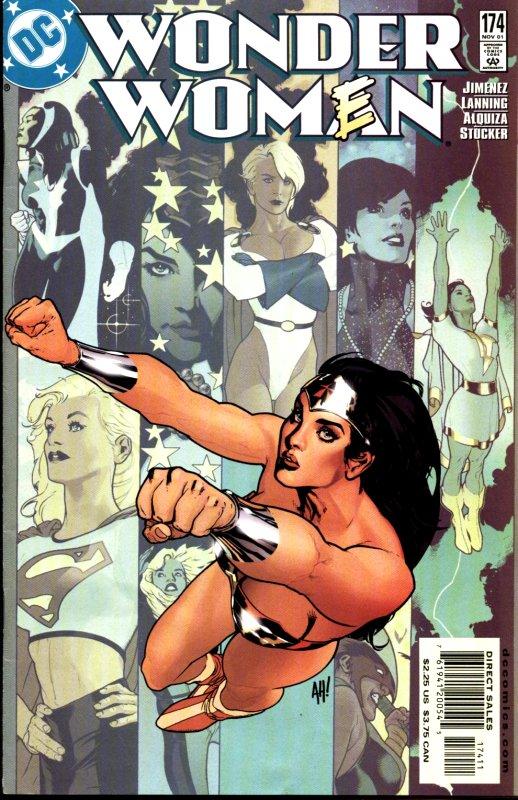 Wonder Woman Volume Two issue 174