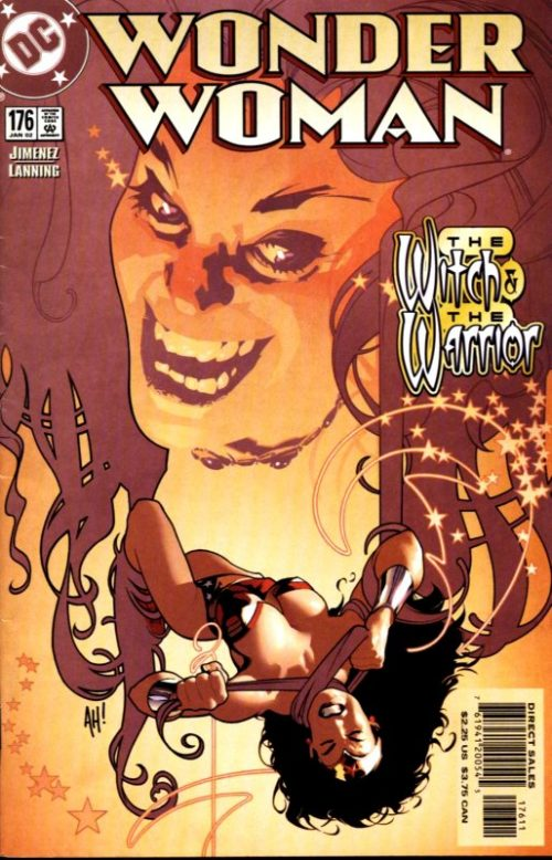 Wonder Woman volume two issue 176