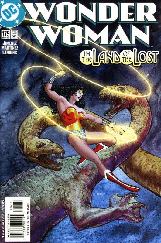 Wonder Woman Volume Two issue 179
