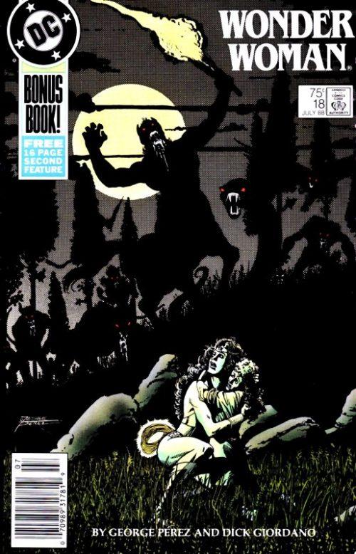 Wonder Woman Volume Two Issue 18