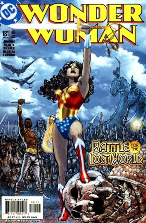 Wonder Woman Volume Two issue 181
