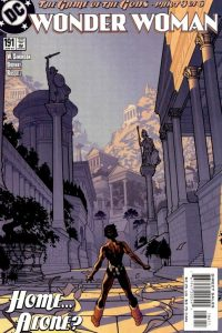wonder woman volume two issue 191