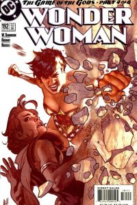 wonder woman volume two issue 192