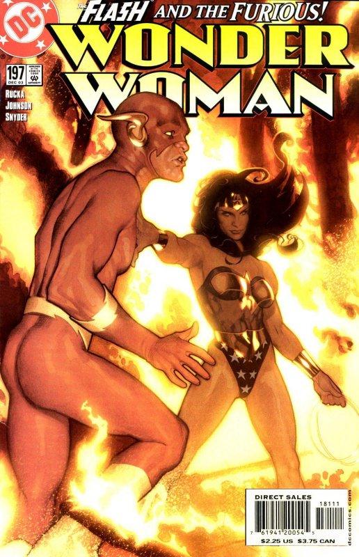 Wonder Woman Volume Two issue 197
