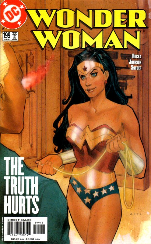 Wonder Woman Volume two issue 199