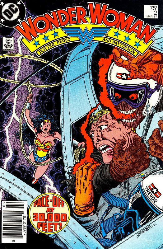Wonder Woman Volume Two Issue 2