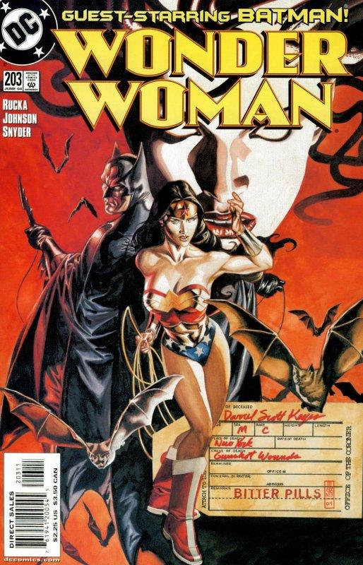 Wonder Woman Volume Two issue 203