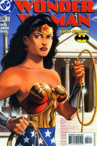 Wonder Woman Volume Two issue 204