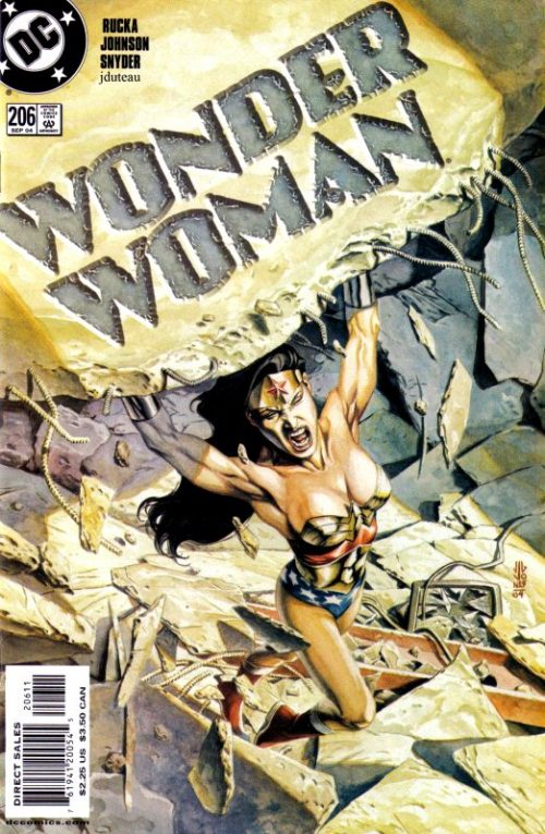 Wonder Woman Volume Two issue 206