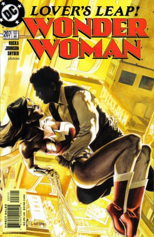 Wonder Woman Volume Two issue 207