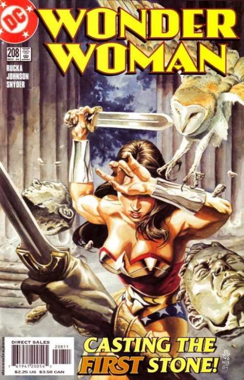 Wonder Woman Volume Two Issue 208