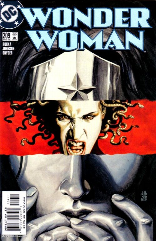 Wonder Woman Volume Two Issue 209