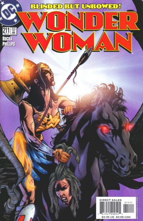 Wonder Woman Volume Two issue 211
