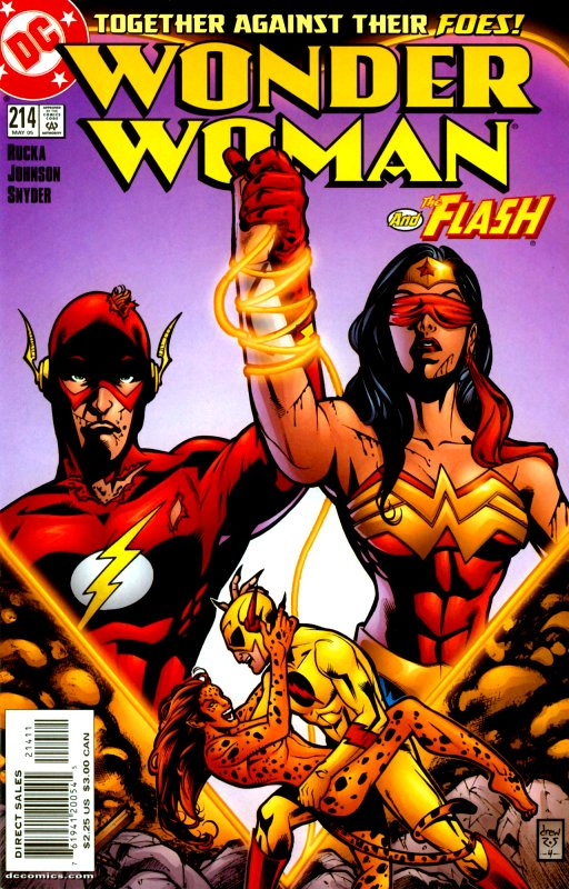 Wonder Woman Volume Two issue 214