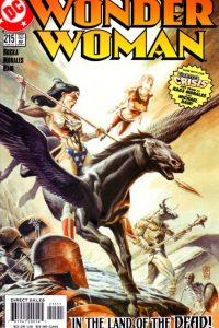 Wonder woman Volume Two Issue 215